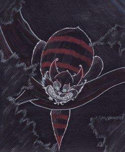 Un dessin de chat...Il vient de où celui là... dans Dessins 01.06.12-247x300
